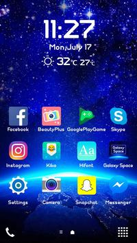 Galaxy Space screenshot 3