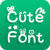 Cute Font for OPPO icon