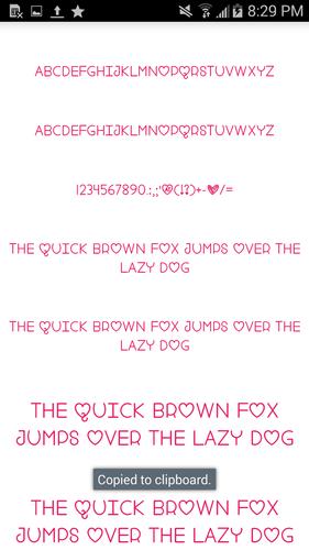 Color Fonts For Flipfont 3 Apk 4 0 1 Download For Android Download Color Fonts For Flipfont 3 Apk Latest Version Apkfab Com