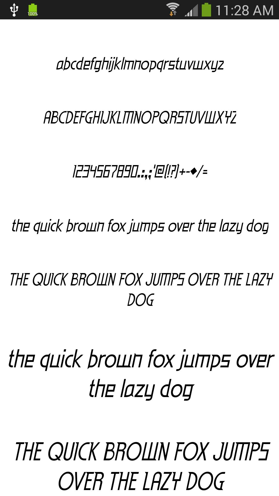 Fonts For Flipfont 50 3 For Android Apk Download