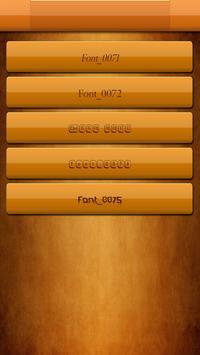 Free Fonts 4 screenshot 1