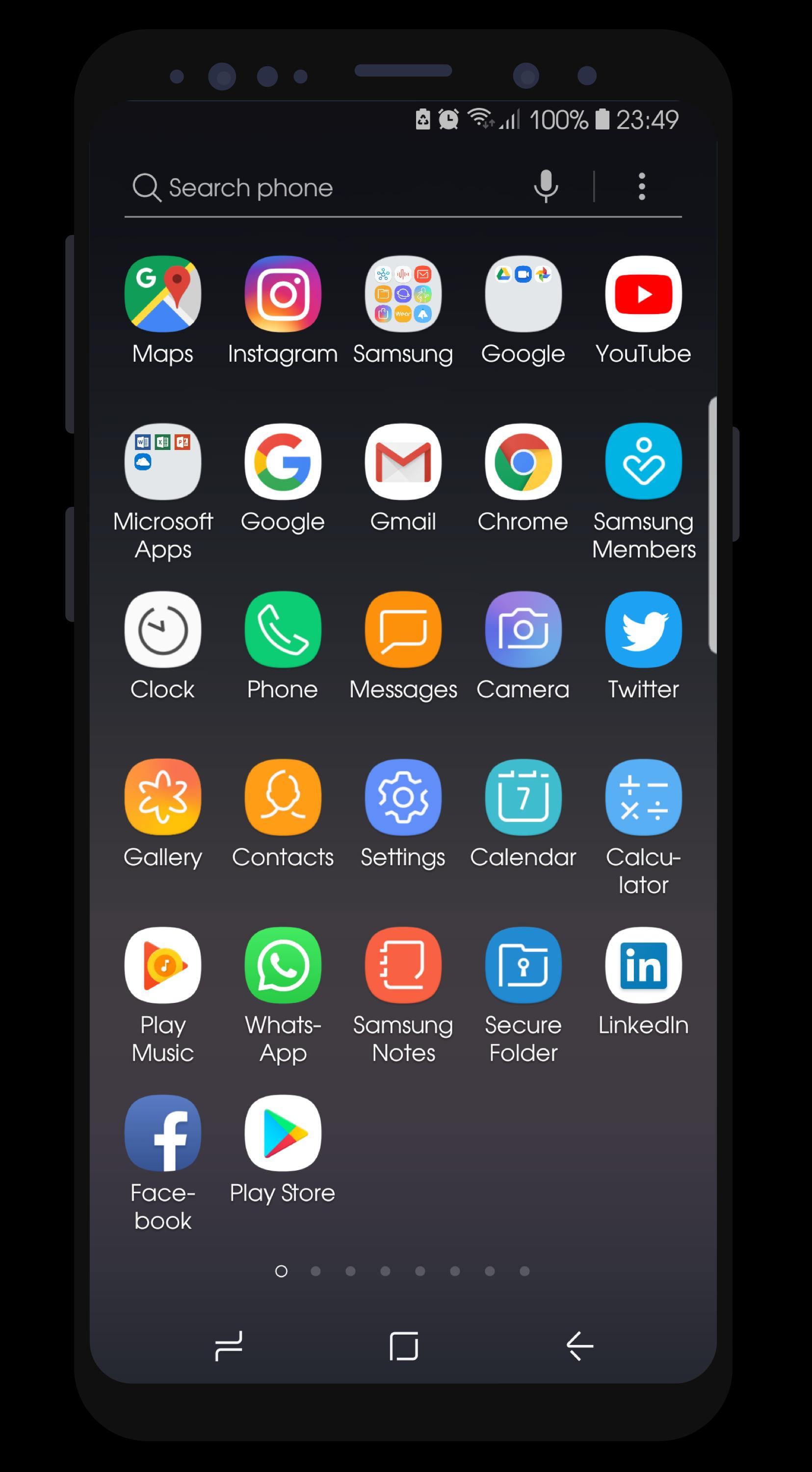 Fonts for Samsung Galaxy S9 for Android - APK Download