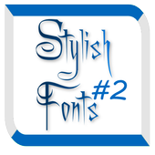 Stylish Fonts #2 icon