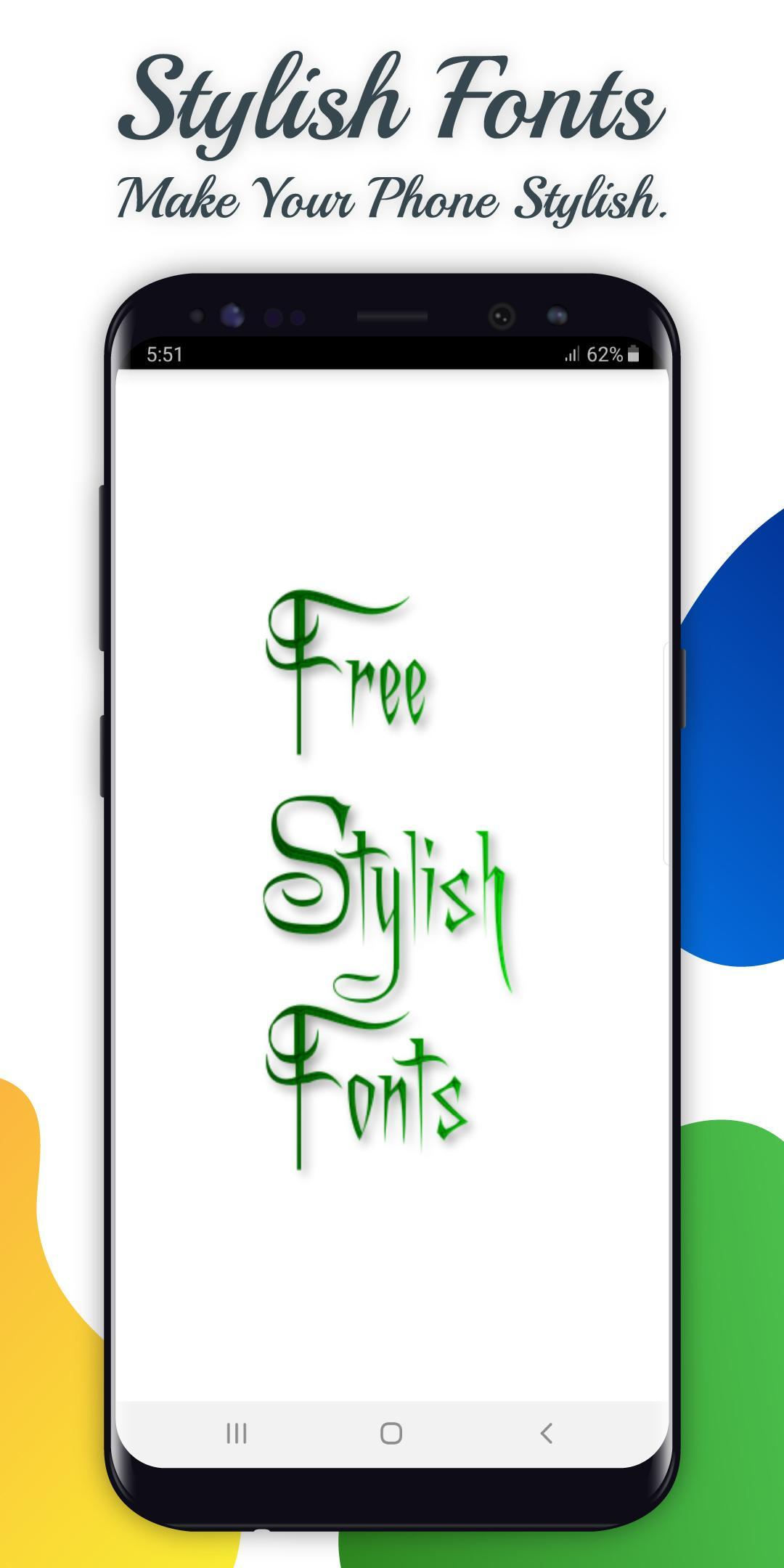 Stylish Fonts for Android - APK Download