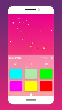 Confetti - Live Wallpaper screenshot 4