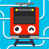 Train Go- محاكي السكة الحديد أيقونة
