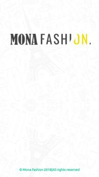 Mona Fashion poster