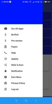 Money Brand Pro - Earn daily 500 Rs screenshot 1