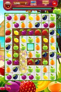 Match Fruits Garden screenshot 14