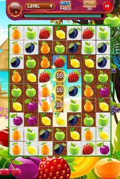 Match Fruits Garden screenshot 16