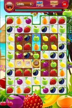 Match Fruits Garden screenshot 17