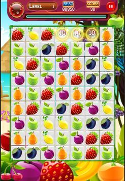 Match Fruits Garden screenshot 13