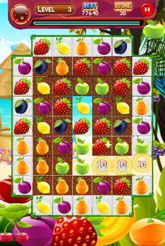 Match Fruits Garden screenshot 9