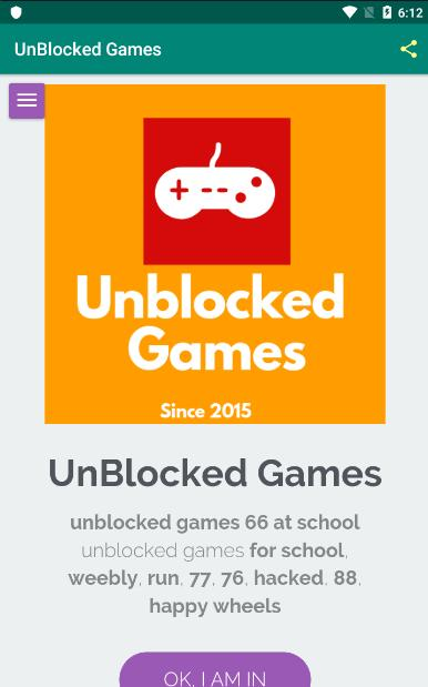 Unblocked Games For Android Apk Download