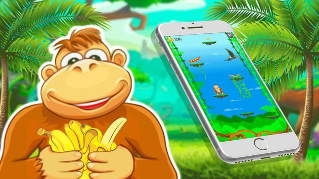 Monkey Jump скриншот 3