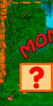Monkey Quiz poster