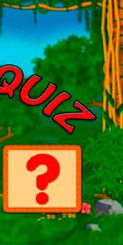 Monkey Quiz screenshot 2