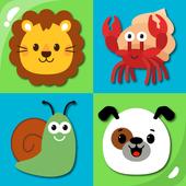 Memokids: toddler memory games free biểu tượng
