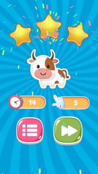 MemoKids: toddler games free. adhd games. Memotest syot layar 14