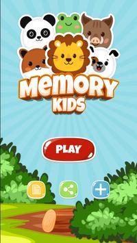 MemoKids: toddler games free. adhd games. Memotest syot layar 15