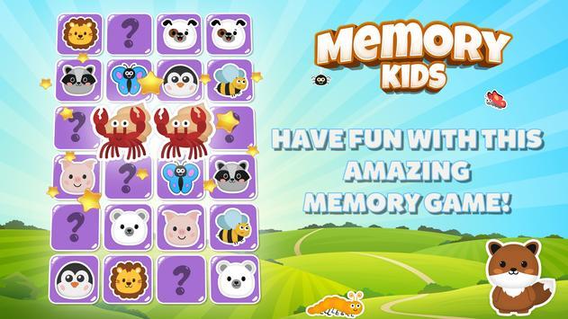 Memokids: toddler memory games free ảnh chụp màn hình 16
