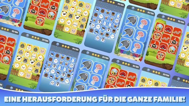 Memokids: gedächtnisspiele für kínder. Tiere spiel Screenshot 10