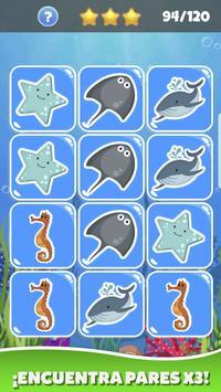 Memokids: Juego de memoria con animales captura de pantalla 13