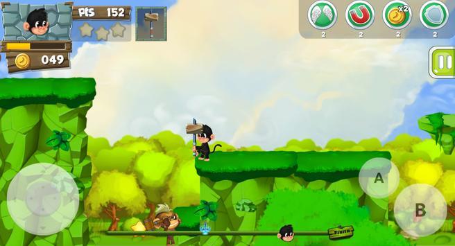 Monkey Super Hero screenshot 4