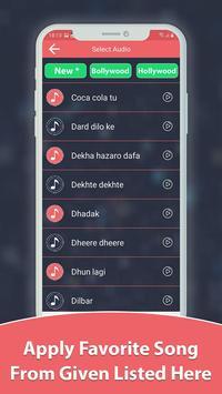 Photo Lyrical Full Screen Video Status With Music screenshot 3