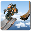 Bike Impossible Tracks Race: 3D Motorcycle Stunts APK