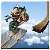 nhiều người chơi Nhanh xe đạp : xe máy stunts