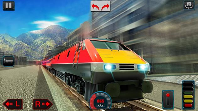 City Train Simulator 2020: Free Train Games 3D screenshot 4