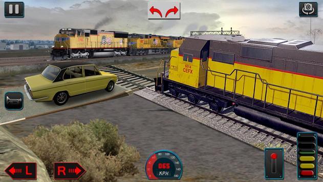 City Train Simulator 2020: Free Train Games 3D screenshot 5