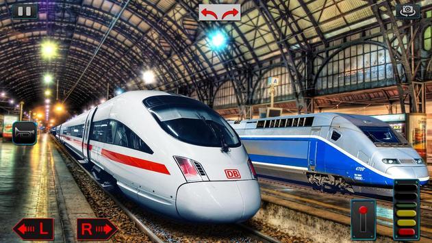 City Train Simulator 2020: Free Train Games 3D screenshot 7
