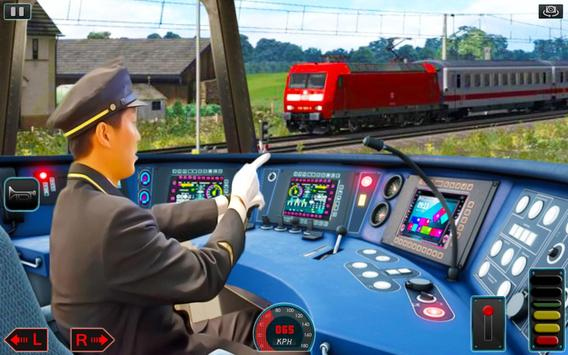 City Train Simulator 2020: Free Train Games 3D screenshot 8