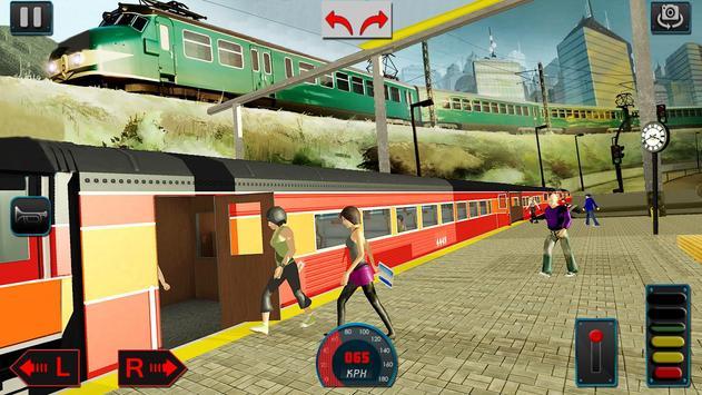 City Train Simulator 2020: Free Train Games 3D screenshot 9