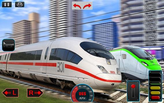 City Train Simulator 2020: Free Train Games 3D screenshot 12
