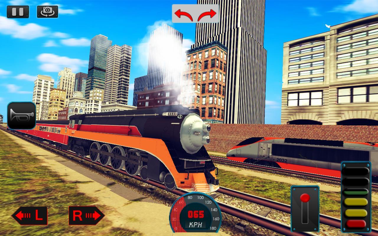 Stadt Zug Simulator 2019 kostenlos Zug Spiele APK 3.0.3
