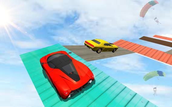 Impossible Crazy Car Track Racing Simulator screenshot 7