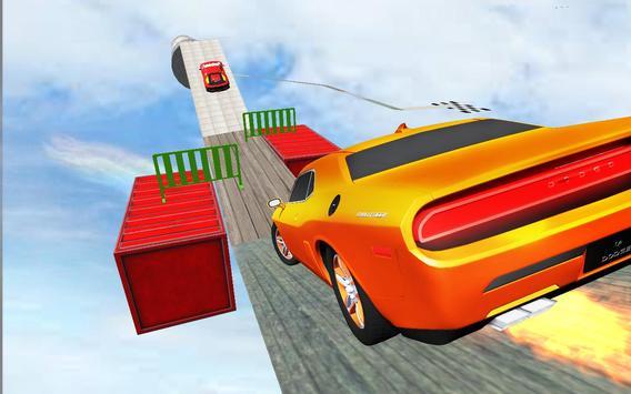 Impossible Crazy Car Track Racing Simulator screenshot 5
