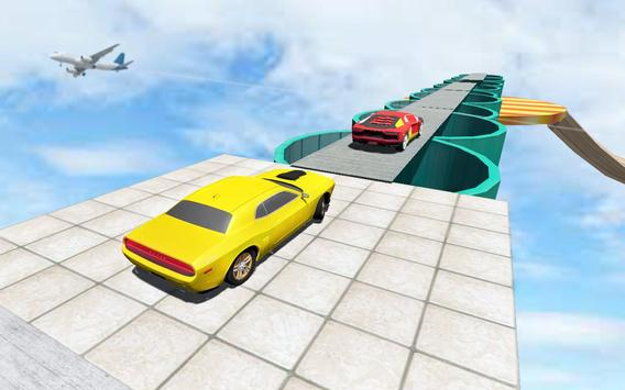 Impossible Crazy Car Track Racing Simulator screenshot 12
