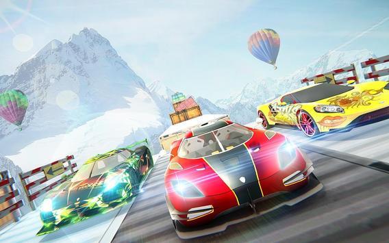 Impossible Crazy Car Track Racing Simulator screenshot 8