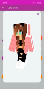 Girls Skins screenshot 3