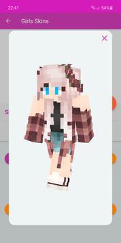 Girls Skins screenshot 13
