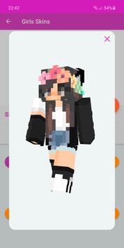Girls Skins screenshot 5