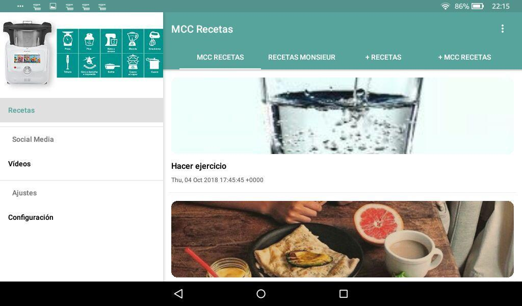 Monsieur Cuisine Recetas For Android Apk Download