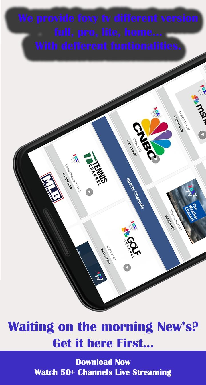 Live sports tv pro android