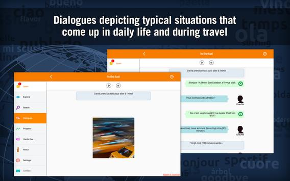 Learn French Free: Conversation, Vocabulary Course screenshot 8