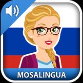Learn Russian with MosaLingua icon