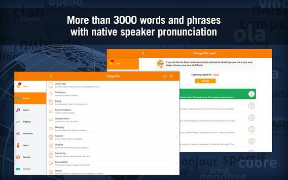 Learn Russian with MosaLingua screenshot 8